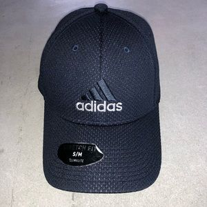 96582463 Adidas Stretch Fit Climalite Hat Size S/M New NWT